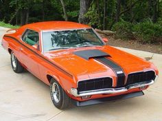 70 Mercury Cougar Eliminator