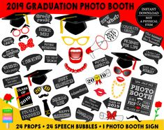 PRINTABLE Graduation Photo Booth Props Graduation Props-Class of 2018 Props-Graduation Party Props-Instant - Graduation pictures,high school Graduation,Graduation party ideas,Graduation balloons Photo Frame Prop, Photo Booth Props, Photobooth Props Printable, Wedding Photo Props, Wedding Shoot, Glitter Photo, Graduation Photos, Graduation Speech, And So The Adventure Begins