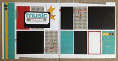 Scrapi Traci: Making Memories at CTMH Album Retreat 2013