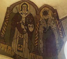 Saint Anthony's monastery in Egypt.