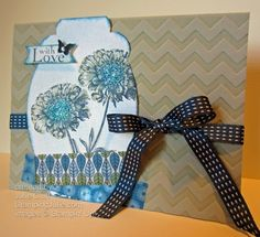 field flower love by juliestamps - Cards and Paper Crafts at Splitcoaststampers