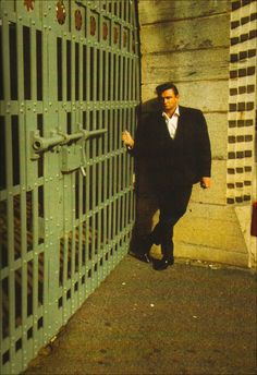 [Johnny Cash At Folsom Prison: **A Genius and very spiritually inclined fellow human. Brought truth to the world and left a legacy that is art, music style. Thank you Mr. Cash - you are missed in this dimension. +