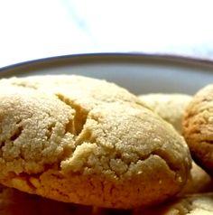 Monika w kuchni: Tahini cookies