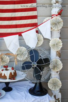 Hello everyone! I am really excited to share this giveaway with all of you just in time for your Fourth of July parties! I had so much fun makingmost of these things, and I hope someone will really enjoy them!It is my way of saying thank you for the wonderful support you have given me....Read More »