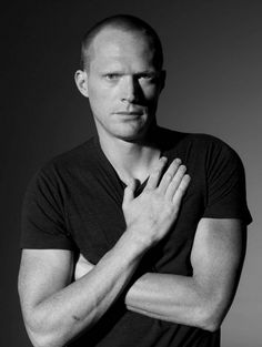 Paul Bettany, I thinks he's a great actor. Films i love him in Legion, Priest, The Da Vinci Code and A knights tale