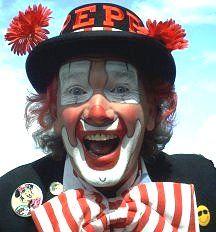 Pepe the Clown