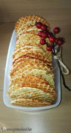 Érdekel a receptje? Kattints a képre! Winter Food, Adhd, Kitchen Gadgets, Waffles, French Toast, Cookies, Breakfast, Recipes, Bakken