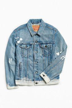 07aa92721 Betty Boop Rhinestone Ripped Denim Jacket