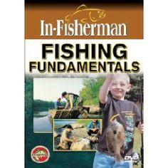 Fishing Fundamentals DVD $9.79