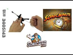 The Sonic Mini Air Cannon Give Away - YouTube