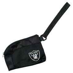 Oakland Raiders NFL Stadium Wristlet