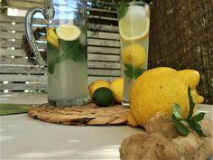 Εδώ σας έχω το απόλυτα δροσιστικό ποτό με Ένα καταπληκτικό μείγμα Κρητικών βοτάνων από βιολογικής καλλιέργειας δίκταμο,θυμάρι και πράσινο τσάι