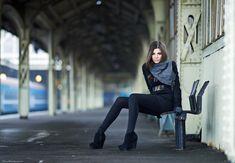 """500px / Photo """"At Railway station ..."""" by Maxx Baranov"""