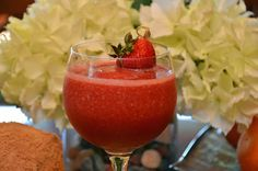 Strawberry Barefoot Moscato Margari   Directions: In a blender, combine all ingredients and blend well. Pour into your favorite glass and garnish with a fresh strawberry on a festive skewer. Ingredients ½ cup Barefoot Moscato ¼ cup Camarena Tequila 1+ cup frozen strawberries 1/8 cup Margarita mix 1/8 cup strawberry-lime