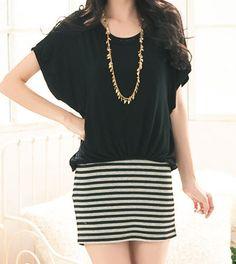 musta kaksiosainen paita | Naisten vaatteet netistä - Vaatekauppa Heidi Elise - Vaatteet, juhlamekot, mekot, takit, paidat, neuleet