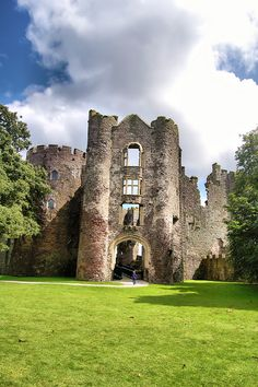 Views from Laugharne Castle Carmarthenshire South Wales 6 by Ian K Price, via Flickr