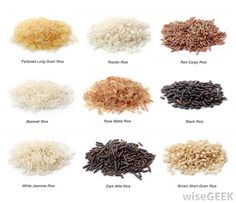 Red rice is any of several varieties of rice with a red husk. Nutty and nutrition-rich, red rice is high in fiber, and may even. Cooking Recipes In Urdu, Whole Food Recipes, Cooking Hacks, Rice Recipes, Black Rice Benefits, Rice Nutrition Facts, Rice Types, What Is Risotto, Rice Mill