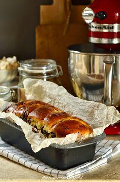 Pan brioche al cioccolato a lievitazione naturale