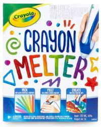 Crayola Crayon Melter: Crayon Melting Art Gift for Kids, Ages Kids Craft Supplies, Arts And Crafts Supplies, Crayola Crayon Melter, Crayola Toys, Clark Kids, Hoover Windtunnel, Chocolate Turtles, Wax Art, Hoover Vacuum