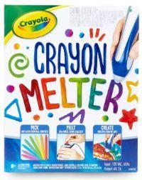 Crayola Crayon Melter: Crayon Melting Art Gift for Kids, Ages Kids Craft Supplies, Arts And Crafts Supplies, Crayola Crayon Melter, Crayola Toys, Clark Kids, Chocolate Turtles, Wax Art, Melting Crayons, Toy Craft