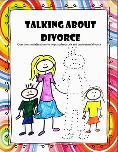 Talking about divorce can be difficult for kids. Find out how this resource can make it easier