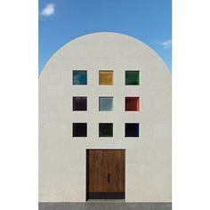 Via promenadearchitecture Austin Pavilion, Ellsworth Kelly, Austin, USA