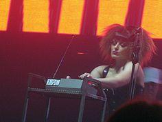 Lucia Cifarelli (KMFDM)
