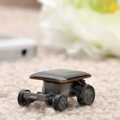 Highest quality and Cheap World's Smallest Solar Powered Car on sale