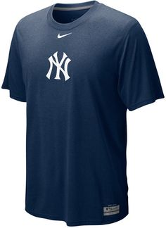 Nike Short-Sleeve Dri-FIT New York Yankees Men's T-Shirt
