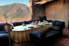 #Unparalleled #dining #experience at the #breathtaking #Amanjena in #Marrakech. #Morocco #travel #F1S #views