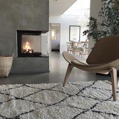 | Skøn stue |  hos @wellendorfs #boligliv #indretning #kunnesiddeherheledagen #inspiration
