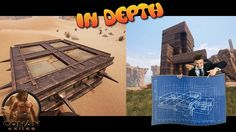 15 Best Trap Base Designs images in 2017 | Base, Conan exiles
