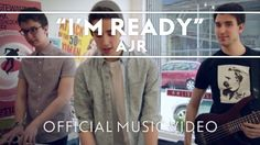 """Song of the Day 7.1.14: AJR """"I'm Ready"""" Yo, lovies I know its been a while, but I'm back and with with a song that definitely helped my grump mood today. I dare you to not. Dare you! lol enjoy lovies ;)"""