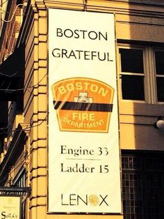 3.31.14 Good Morning Boston - The Lenox Boston honors our fallen heroes.