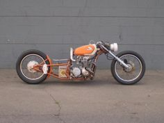 Honda Rat Bike