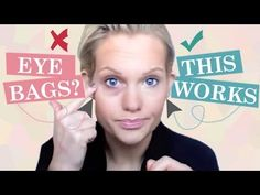 How To Cover Bad Eye Bags. | Beauty and the Boutique