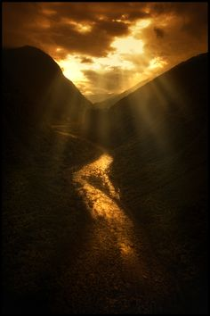Photo Sunset in the Andes par jose arley agudelo on 500px