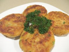 Chickpea and Sweet Potato Patties - easy recipe that is super nutritious too. For many more recipes see: http://www.cheap-and-easy-recipes.com