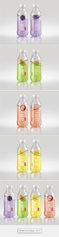 Nongfu Flavored Water by Mousegraphics   Fivestar Branding – Design and Branding Agency & Inspiration Gallery