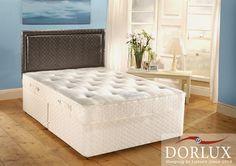 Dorlux Firm Support 5ft Kingsize Divan Bed