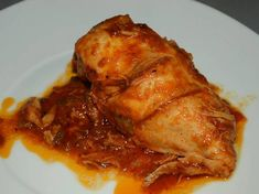 Pork, Pizza, Chicken, Meat, Vestidos, Frases, Rabbit Recipes, Homemade Food, Cooking Recipes