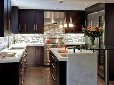 Gorgeous Ikea Kitchen Design Ideas 04 Kitchen Design Open, Luxury Kitchen Design, Interior Design Kitchen, Kitchen Decor, Kitchen Ideas, Ikea Kitchen, Kitchen Inspiration, Decorating Kitchen, Kitchen Themes