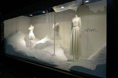 Олицетворение высокой моды — концептуальные витрины галереи Lafayette 2014, Париж, Франция