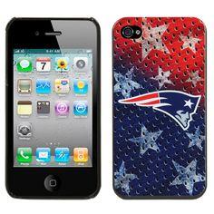 New England Patriots Star Logo iPhone 4/4S Case