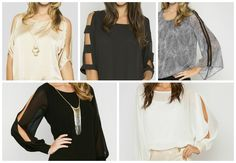 It's never too cold to show off some shoulder.