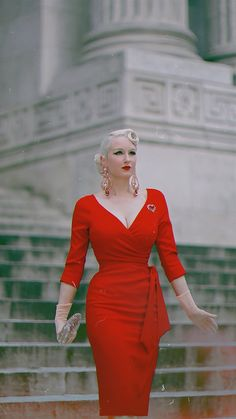 Rachel Ann Jensen ♥ Vintage Style Dresses, Vintage Skirt, Vintage Outfits, Retro Fashion, Girl Fashion, Vintage Fashion, Fashion Outfits, Idda Van Munster, The Pretty Dress Company