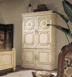 TUSCANY ARMOIRE by Century Furniture