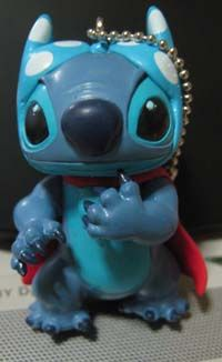 *STITCH ~ Lilo and Stitch - totally a child but want this key chain