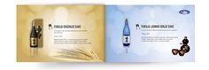 Sake Brochure on Behance