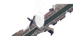 02. RAPPORTO CON L'INTORNO ***************** [NP2F Architectes - 2009_BRUXELLES_Aménagement du Canal